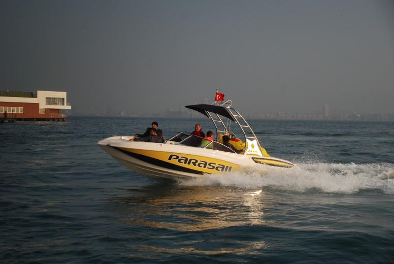 Parasailing 24 - Parasailing Boats