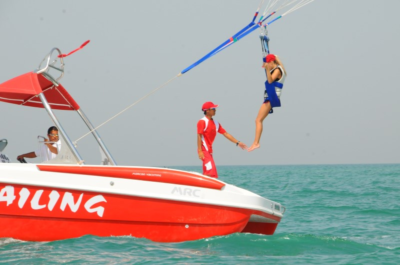 Buy Parasailing Boats and Start Your Business Now