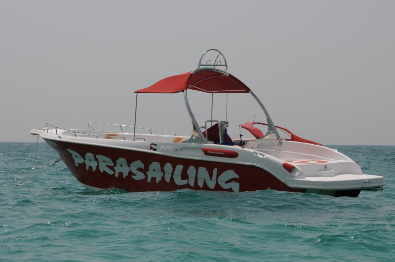 Parasailing 32 - Parasailing Boats