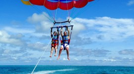 Parasail with the Right Dress