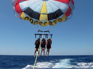 what is parasailing1