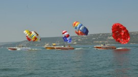 Mercan Yachting Story of Success in Parasailing Boats World