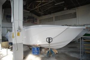 Parasailing Boat 34 Thailand