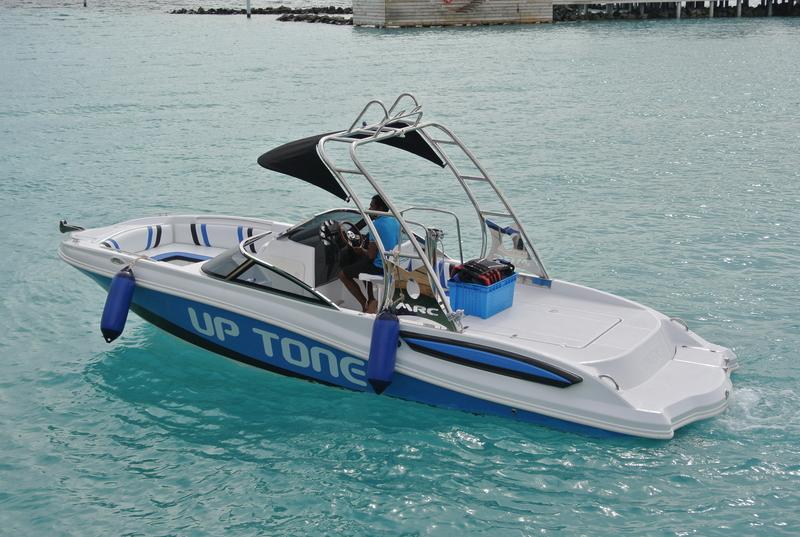 Parasailing Boats For Sale - Parasailing 24 - 1