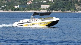 Parasailing 28 : New Boat Sails to Croatia